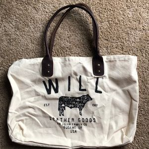 Handbags - Will leather goods canvas tote